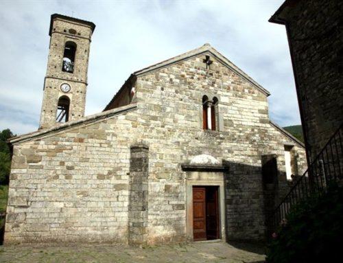 Pieve di Codiponte – Casola in L.na