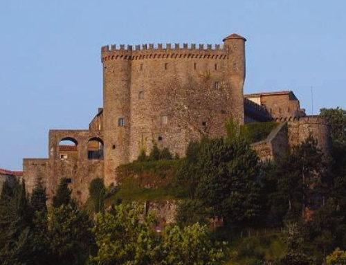 Die Burg Malaspina von Fosdinovo