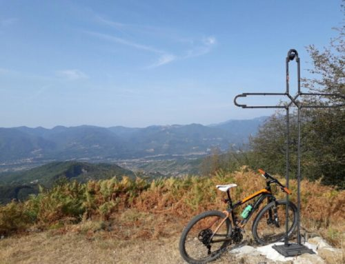 Itinerari in Mountain Bike: il Monte Bosta (anello Rosso)
