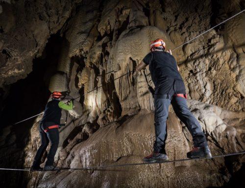 Geo-Archeo-Adventure Park delle Grotte di Equi