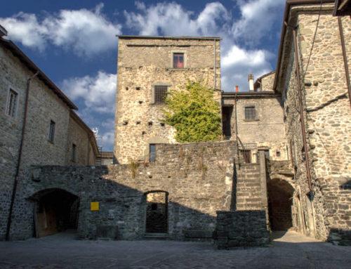 Itinerari in Mountain Bike: Giro dei borghi di Filattiera (anello Azzurro)