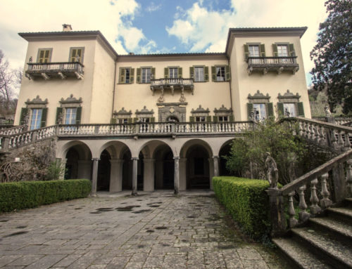 Villa Dosi-Delfini