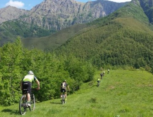 La Lunigiana in mountain bike