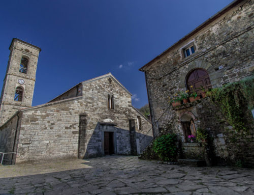 Casola in Lunigiana e i suoi borghi