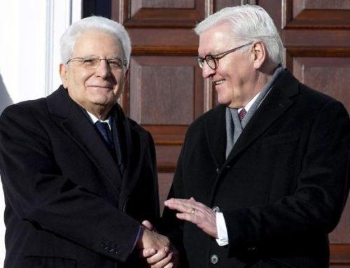 I Presidenti di Italia e Germania in visita in Lunigiana