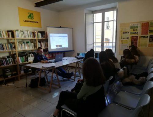Gli alunni del Liceo Linguistico di Pontremoli traducono VisitLunigiana
