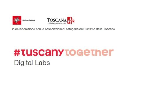 #Tuscanytogether: laboratori digitali sul turismo