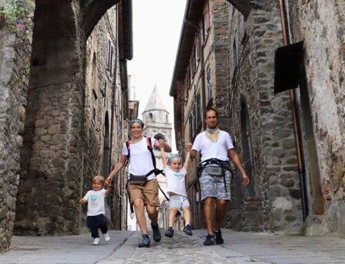 Meri di Metaperquattro ci racconta il suo soggiorno in Lunigiana