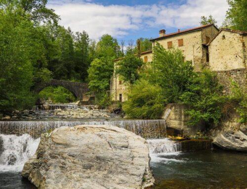 Le più belle cascate della Lunigiana in un calendario a scopo benefico
