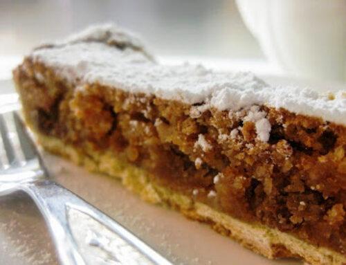 La torta ricciolina: ricetta e storia di un dolce lunigianese