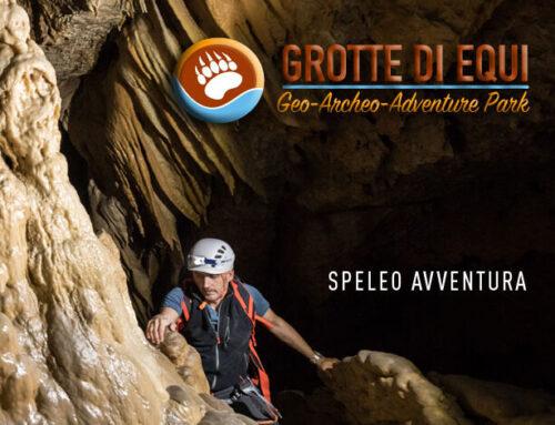 Il mese della speleo-avventura alle Grotte di Equi